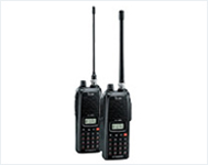 Icom IC - V82 & IC - U82 Wireless Radio