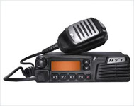 TM-600  and TM-610 - Conventional Mobile Radio (Cost Effective Professional Mobile Radio)